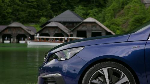Essai Peugeot 308 restylée : moins polluante et plus assistée