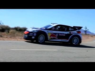 Hyundai Veloster version rallye