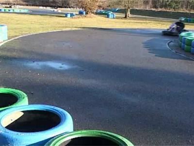 Car Drivers Academy, les présélections karting