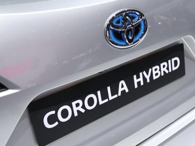 Mondial de l'Auto 2018 : la Toyota Corolla Touring Sport Hybrid en vidéo