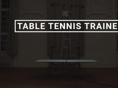 Table Tennis Trainer 3000