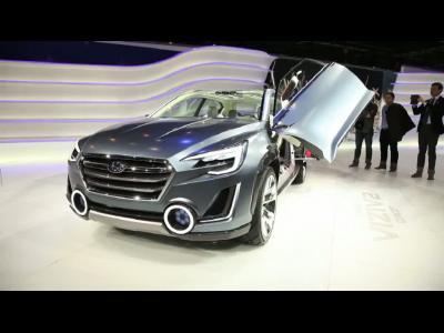 Genève 2014 : Subaru Viziv 2 Concept
