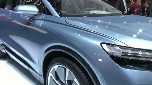 Salon de Genève 2019 : l'Audi Q4 e-tron Concept en vidéo