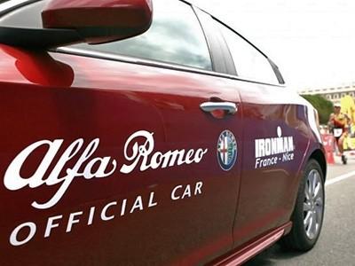 Ironman 2013 : Alfa Romeo s'invite sur le podium