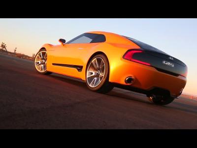 La Kia GT4 Stinger en vidéo