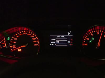Le son de la 308 GT avec et sans amplification