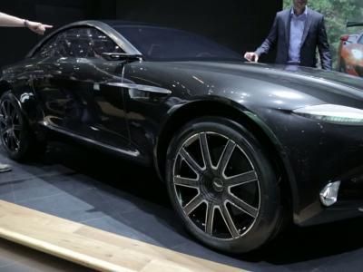 Genève 2015 | Aston Martin DBX