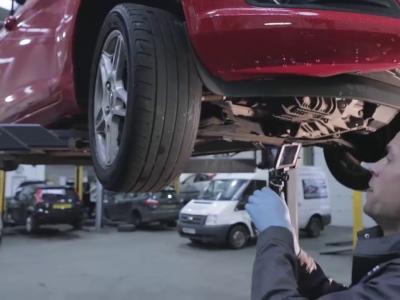 Des diagnostics en vidéo pour l'entretien de votre auto