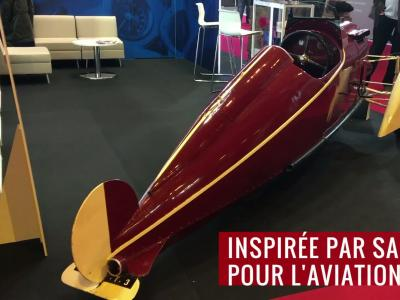 Rétromobile 2018 : Maratuech 1922