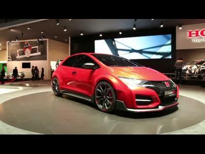 Genève 2014 : Honda Civic Type R concept