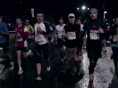 Premier marathon nocturne français