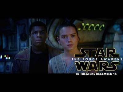 Star Wars - Le réveil de la Force : troisième bande annonce