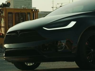Tesla Model X T Largo : une version large en série limitée