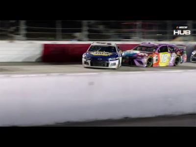 Nascar : résumé vidéo de la course de Darlington