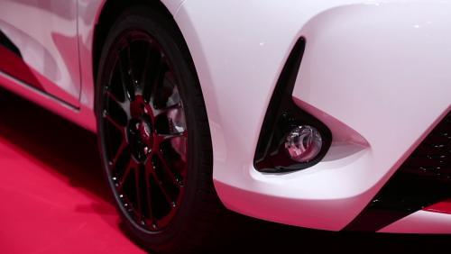 Genève 2017 : Toyota Yaris GRMN