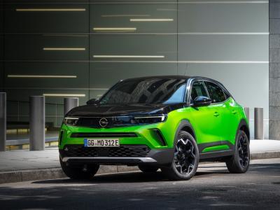 Opel Mokka-e (2021) : le SUV 100% électrique en vidéo