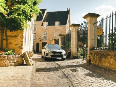 Epicurieux EP4 : Le Château de la Groirie en Kia XCeed Hybride rechargeable
