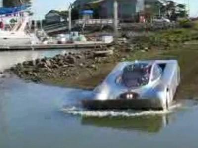 Project Witt Sea Lion : le véhicule amphibie le plus rapide du monde