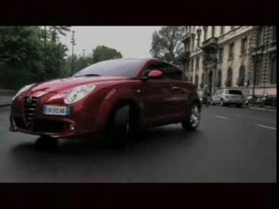 Mondial de Paris 2008 - Alfa Romeo Mito