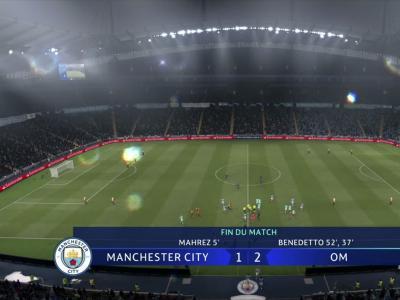 Manchester City - OM : notre simulation FIFA 21 (6ème journée - Ligue des Champions)
