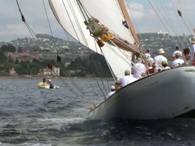 A bon port [S08E01] Eilean et le Panerai Classic Yachts Challenge