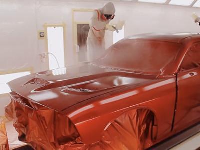 Vivez l'assemblage de la Dodge Challenger SRT Hellcat