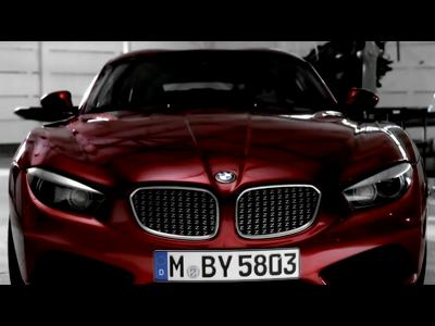Le sculptural BMW Zagato Coupé