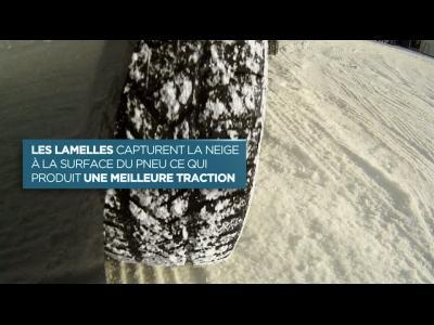 Pirelli nous explique les atouts du pneus hiver