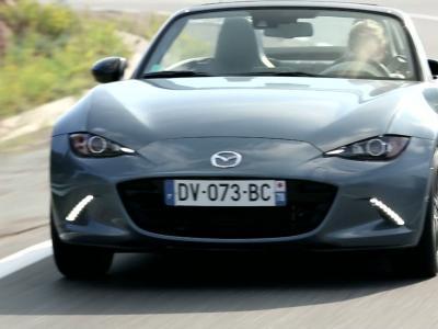 Les spécialistes nous parlent de la nouvelle Mazda MX-5