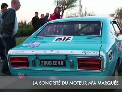 Ford Capri x Tour Auto 2017