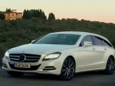 Essai Mercedes CLS Shooting Brake 350 CDI