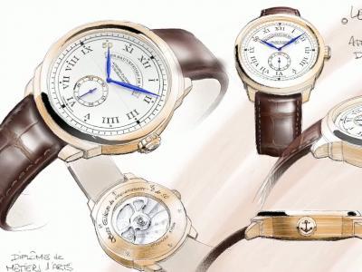 La montre du Cinquantenaire de la SNSM