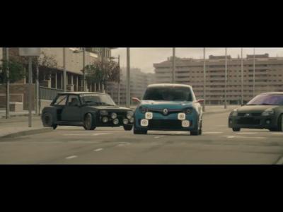Le concept Renault Twin'Run, la Clio V6 et la Renault 5 GT Turbo réunies en vidéo