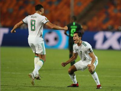CAN 2019 - le résumé et les buts d'Algérie - Nigéria en vidéo