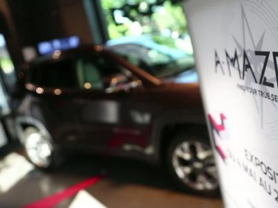 Le Jeep Compass fait ses débuts en France au MotorVillage