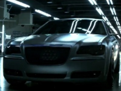 La Chrysler 300 star du prochain Batman