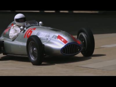 Les ''Magic moments'' des Flèches d'argent Mercedes en vidéo
