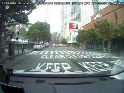 Un Volvo XC90 autonome d'Uber s'est fait prendre en flagrant délit