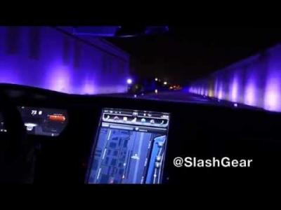 Vidéo : test d'accélération pour la Tesla Model S