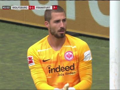 Bundesliga : Quel arrêt de Kevin Trapp !