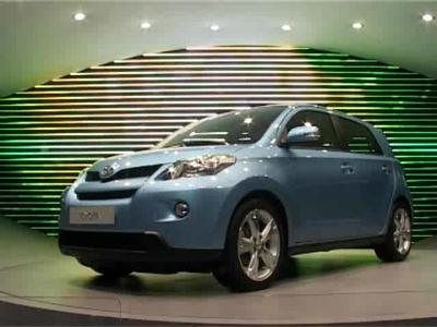 Reportage Toyota Urban Cruiser