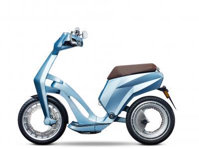 Mobilité durable : Ujet, le scooter électrique pliable, connecté et haut de gamme