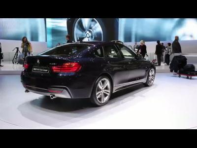 Genève 2014 : BMW Série 4 Gran Coupé