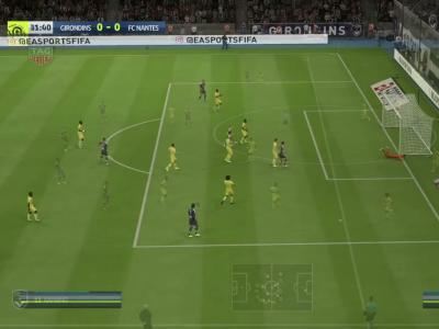 Bordeaux - FC Nantes : notre simulation sur FIFA 20