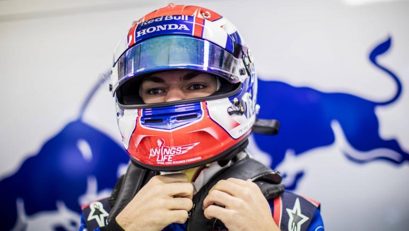 Grand Prix du Brésil de F1 : Albon à la place de Gasly chez Red Bull en 2020 ?