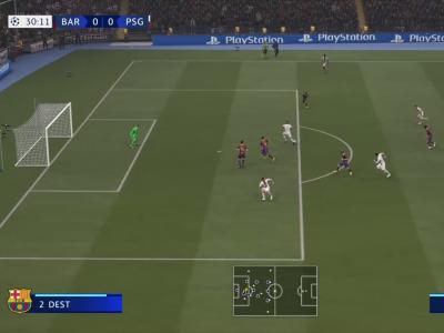 FC Barcelone - PSG : notre simulation FIFA 21 (8ème de finale aller de Ligue des Champions)