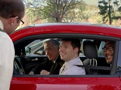 """Superbowl 2013 : la """"peace attitude"""" de la Volkswagen Beetle"""