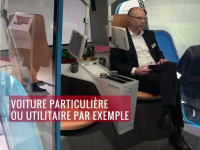 La Rinspeed Snap en vidéo depuis le salon de Genève 2018