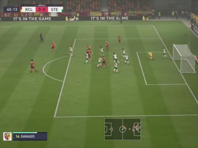 L1 - 6ème journée : notre simulation FIFA 20 de RC Lens - ASSE