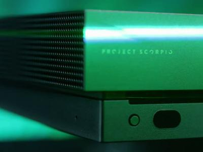 Xbox One X : le trailer de l'édition Project Scorpio